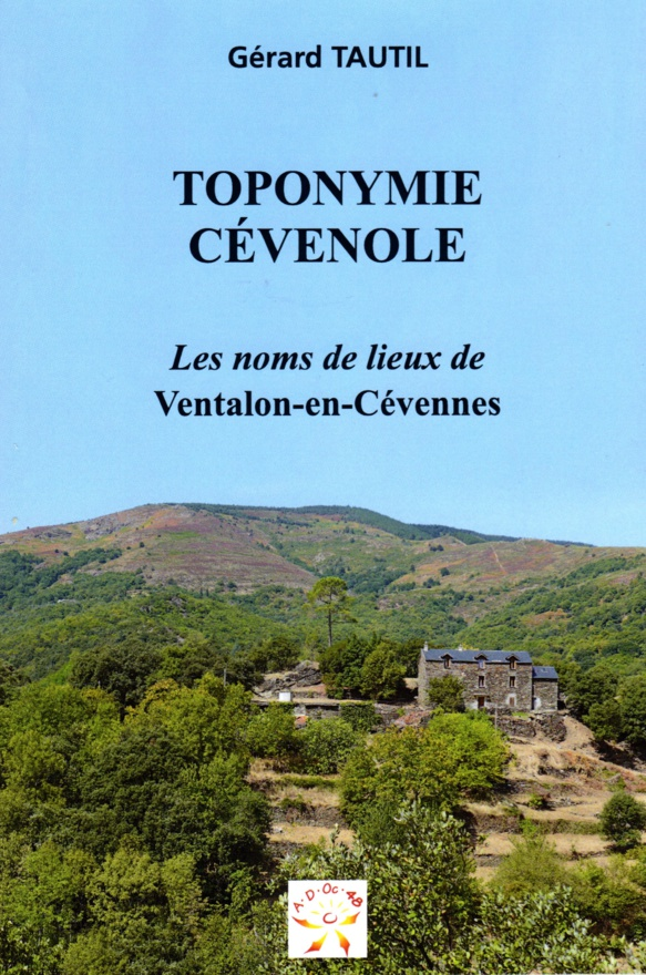 Lo libre dau mes : toponimia cevenòla