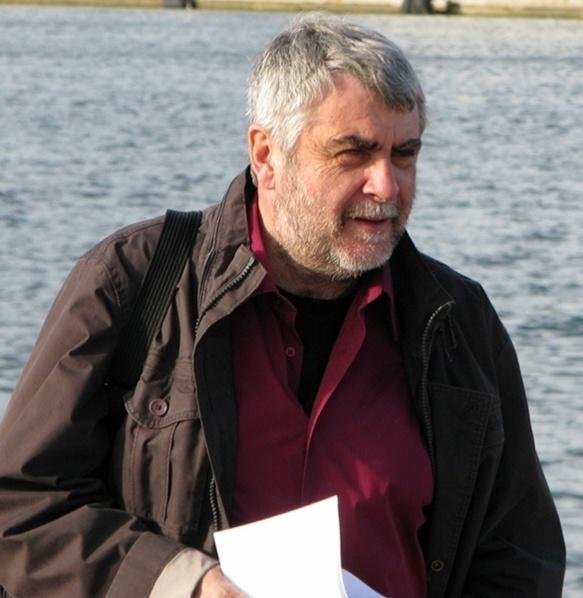 Fraîchement retraité de l'audiovisuel public, l'ancien producteur de l'émission Vaquí prépare l'organisation du collectage de la langue d'Oc en Provence (photo MN)