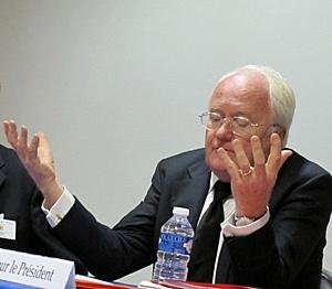 Un soupçon d'inquiétude budgétaire pour Michel Vauzelle. Dotations en baisse, obligations incompressibles. Qui fera les frais en 2014 ?