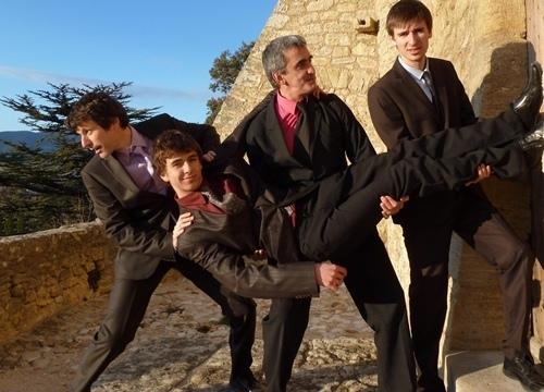 Le groupe choral va s'atteler à créer un répertoire de chants de fêtes en provençal (photo CdL DR)