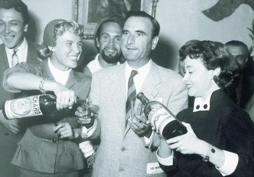 A partir des années 1940 Paul Ricard prend ses distances avec l'occitanisme mais pas avec ses amis occitanistes (photo XDR)