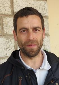 Représentant les enseignants d'occitan Olivier Pasquetti dénonce des pressions exercées sur des parents pour faire disparaitre les enseignements de la langue régionale (photo MN)