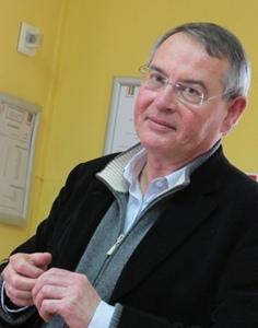 """Jacques Combe (cabinet Protéis) : """"les miels français sont passés en dessous du seuil de 50% des miels vendus en France"""" (photo MN)"""