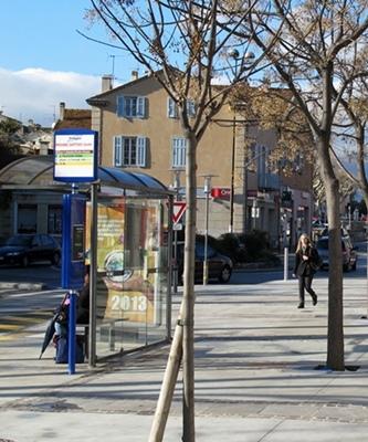 La petite ville veut répartir ses logements sociaux dans le tissu urbain (photo MN)