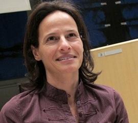 Annabelle Jaeger devient présidente de l'Arpe (photo MN)