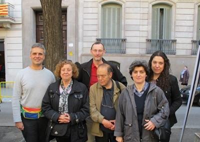 La Còla dau Caoc amé lo jornaliste d'Aquò d'Aquí (photo XDR)
