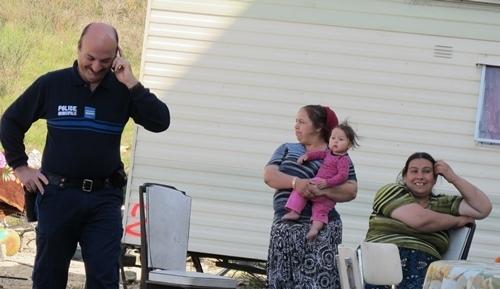 Du Service social à l'Education en passant par la Police les services communaux ont coordonné leurs actions pour un accueil correct (photo MN)