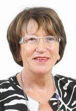 La secrétaire de la commission à l'Education Maryvonne Blondin, a soutenu l'introduction d'un article 27 bis favorable à l'enseignement des langues de France (photo Sénat)