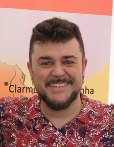 Ferriol Macip Bonet, fondateur du Jornalet, qui fait un appel à dons et met en place la vente en ligne de livres en occitan (photo MN)