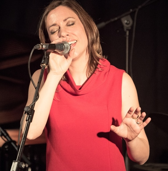 Le prochain album de Liza sera disponible l'été 2013 (photo  Colas Declercq DR)