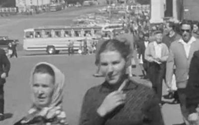 """Joan Fléchet a aussi tourné nombre de documentaires, tel cet """"Enfants de Moscou"""" en 1965 (photo XDR)"""