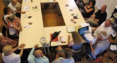 Les activités de l'Aeloc vont de la revendication à l'organisation d'événements festifs scolaires en passant par l'édition et l'organisation de colloques (photo MN)