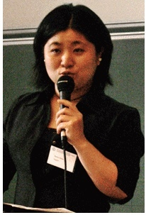 Une conférence, lieu et date indéterminés (photo XDR)