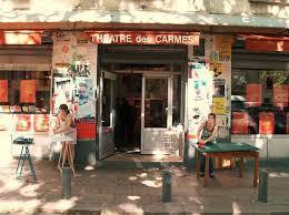 Caubère a triomphé au théâtre Benedetto (photo XDR)