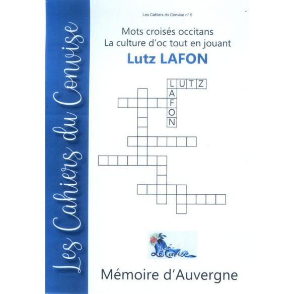 Mòts crozats de lutz – Lucienne Lafon