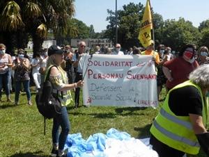 Rassemblement samedi en Région Occitanie (photo XDR)