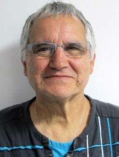 Miquèu Arnaud, réélu président du Creo Provence : dans le bilan du Creo, on trouve une politique de partage des travaux de connaissance pratique du provençal (photo MN)