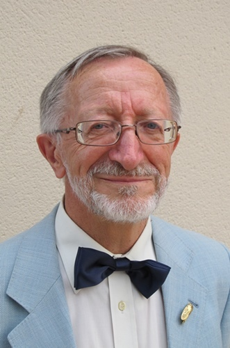 Journaliste dans la presse provençaliste et fondateur du Centre de Documentation Provençale de Bollène (photo MN)