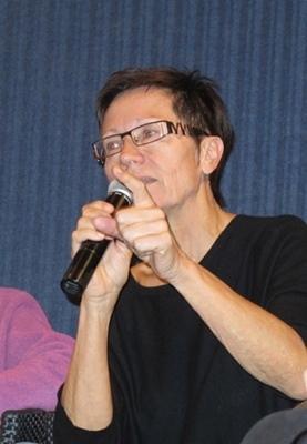 Anne-Marie Hautant présentera une liste citoyenne à Orange, pour la quatrième fois (photo MN)
