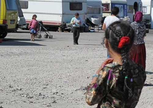 Gardanne a intrégré une quarantaine d'immigrations successives. Une de plus ? (photo MN)
