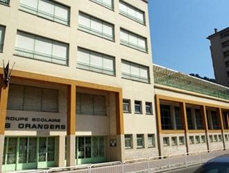 L'école des Orangers, à St-Roch (photo XDR)