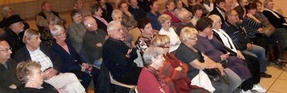 Il y a un public pour le théâtre d'oc (photo AC)