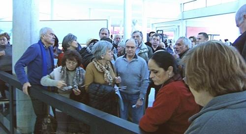 Au Musée de l'Arles Antiques dimanche 2 février (phot GF)