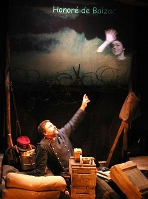 Une dizaine de représentations prévues pour la pièce d'André Neyton jusqu'à présent (photo XDR)