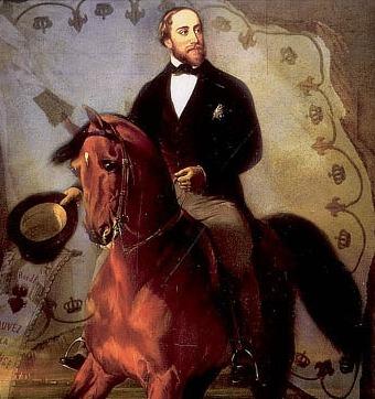"""En 1871 le Manifeste du comte de Chambord pouvait séduire Mistral. Il promettait un pouvoir aux Régions : """"Dieu aidant, nous fonderons ensemble et quand vous le voudrez, sur les larges assises de la décentralisation administrative et des franchises locales, un gouvernement conforme aux besoins réels du pays."""" (XDR)"""