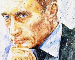 Le président russe dispose, pour faire plier ses voisins, de tanks, d'hélicoptères et de gazoducs... (XDR)