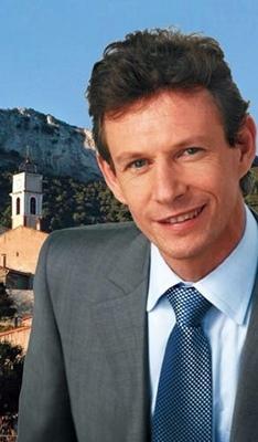 Serge Perottino cultive une image de maire indépendant (photo XDR)