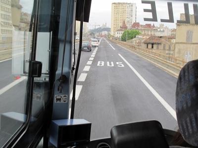 A l'argumentaire pro-métropole : les non-Marseillais travaillent ou pratiquent leurs loisirs à Marseille, qui en supporte les coûts sans en avoir les moyens budgétaires (photo MN)