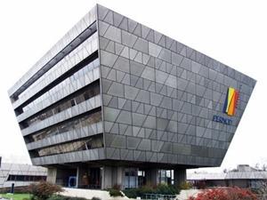 """Le siège de Pernod à Créteil perdrait une partie des """"activités support"""" (photo XDR)"""