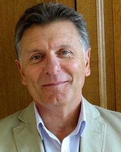 Michel Gros, le maire de La Roquebrussanne (83) préside le Syndicat Mixte qui préfigure le futur PNR (photo MN)