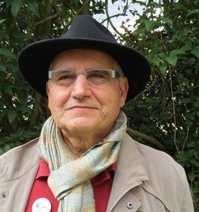 Président d'une association à Auriol, Miqueu Arnaud a su fédérer tous les défenseurs de la langue d'oc sur le territoire et, fait rare dans les PNR, est en passe de proposer une politique de partage de ce patrimoine immatériel entre tous les habitants (photo MN)