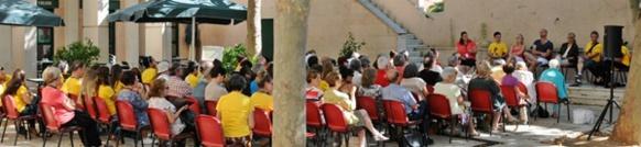 Le public était au rendez-vous (photo Festival de Martigues DR)