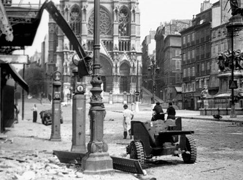 Août 1944, Marseille Réformés. (XDR)