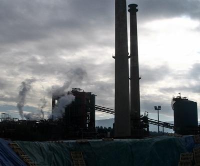 Le site gardannais d'Alteo a consacré 45 M€ aux équipements de dépollution, aidés au tiers par l'Agence de l'Eau (photon MN)
