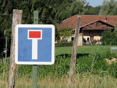 Une politique qui négligerait les territoires ruraux aurait toutes chances de conduire à une impasse (photo MN)