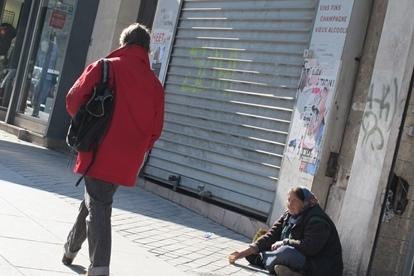 Une décision qui met à mal le principe d'égalité et pourrait augmenter la population d'indigents (photo MN)