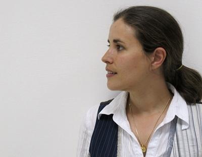 Sarà Laurens avait déjà publié en 2010 un premier recueil de nouvelles, Sus lo viu (photo MN)