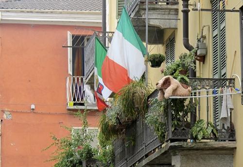 L'arrivée de la Ligue du Nord au pouvoir piémontais avait mis l'Euro Région Alpes Méditerranée en sommeil - ici une rue de Coni en 2011(photo MN)