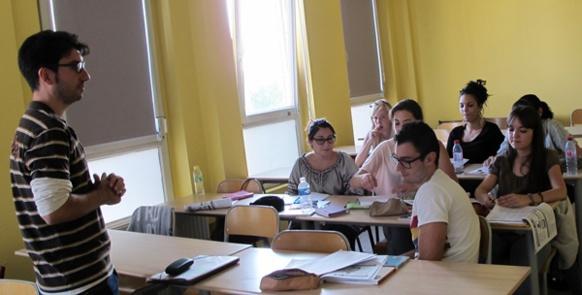 Six niveaux d'enseignement sont proposés (photo MN)