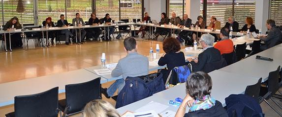 Le Conseil académique à Nice le 5 février. Un plan de développement pour l'occitan à l'école (photo XDR)