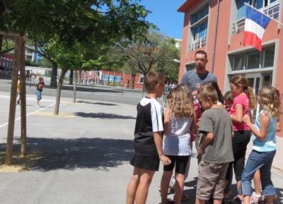 La croissance des effectifs dans le Var accompagne la demande de formations des maîtres, qui ont profité de 25 modules de formation en occitan depuis 2009 dans l'Académie de Nice (photo MN)