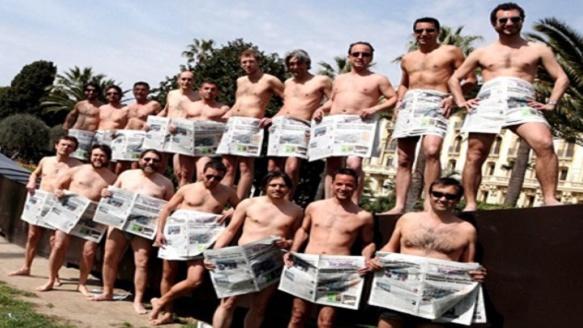 Les salariés de Nice Matin perdent jusqu'à leur chemise, mais arrachent le choix du Tribunal de Commerce pour leur coopérative l'été 2014 (photo XDR)