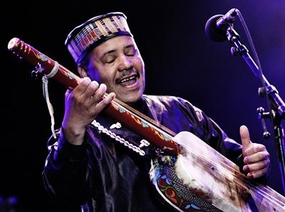 Majid Bekkas (photo XDR)