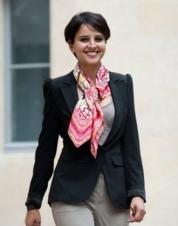 Najat Vallaud Belkacem, un pas en arrière après la loi Peillon (photo XDR)
