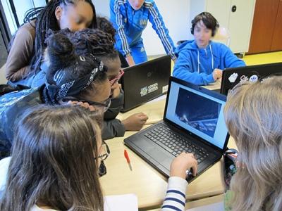 L'occitan ou le breton sur les dotations horaires des collèges. Les langues régionales pouvaient être déjà largement écartées par les principaux rétifs. Si désormais même les volontaires sont mis devant un cas de conscience... (photo MN)