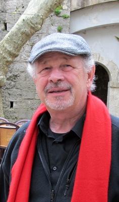 """Patrick Meyer : """"Si la langue occitane n'est plus entendue publiquement, elle n'en est pas moins pratiquée. Nous le démontrons et c'est un des buts de Cantar lo País"""" (photo MN)"""